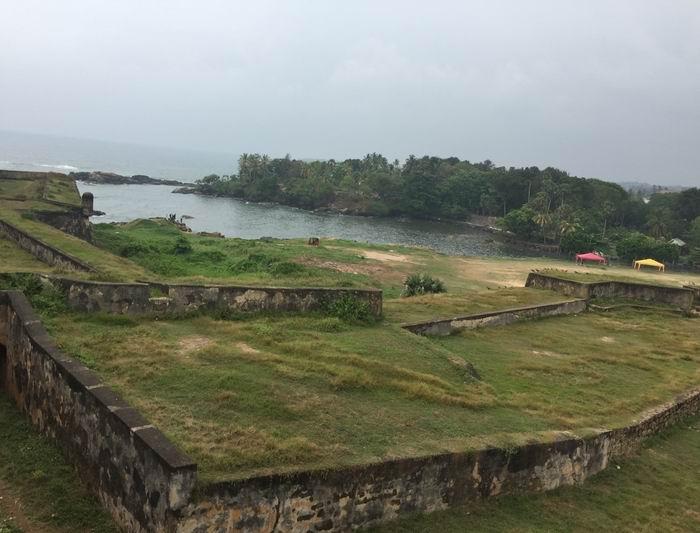 斯里兰卡加勒要塞,作者2015年摄