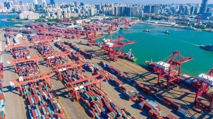 外匯局:11月中國國際貨物和服務貿易順差3845億元