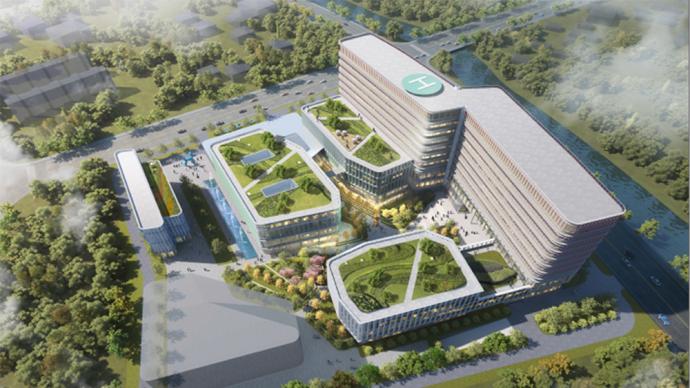 國家兒童醫學中心張江院區項目開工,將設置細胞治療中心