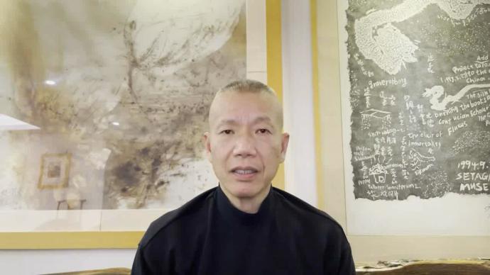 難忘2020|蔡國強談疫期隔離與創作:回應古人,回歸樸實