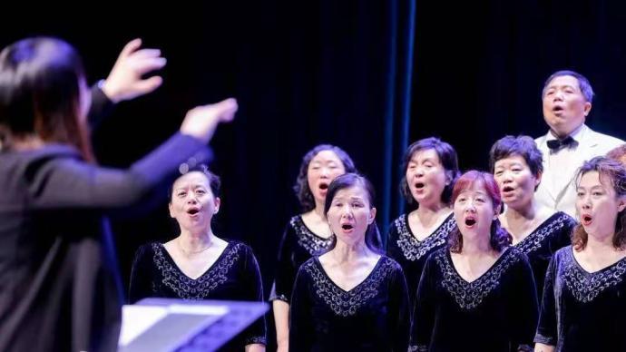 2020年上海合唱新作品演唱會舉行,一批新作品在這里涌現