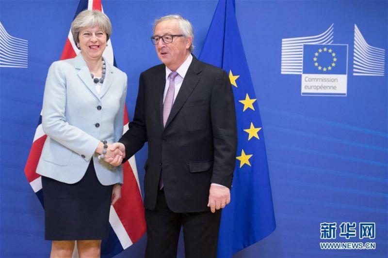 """三任首相、三次推迟:五个问题回顾英国""""脱欧""""这四年半"""