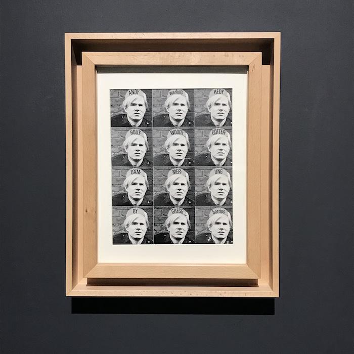 安迪·沃霍尔,胶版印刷,1967年