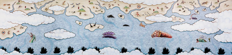 关伟《大航海》2008
