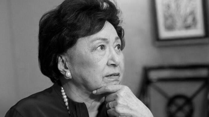 顧維鈞繼女楊雪蘭去世,她是許多中國藝術家走向世界重要推手