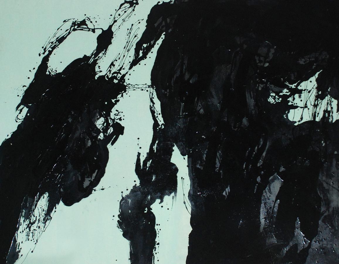 缪鹏飞《黑白系列(一)》2006