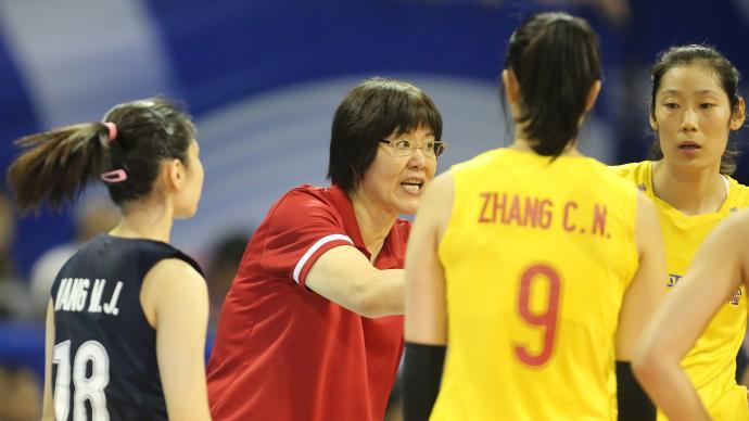 奧運目標不變:升國旗奏國歌!中國女排計劃找男排對抗訓練