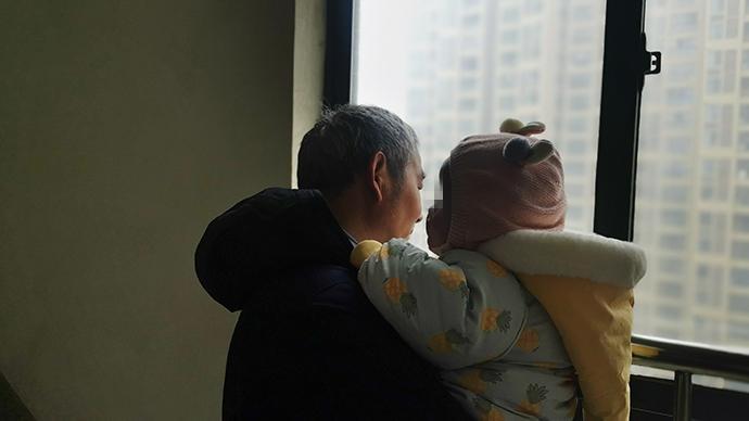 322天,彭银华家人的爱与思念