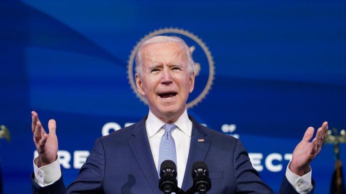 扰攘两月终于尘埃落定:306票,美国会确认拜登当选总统