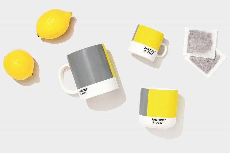 """近日,国际色彩权威机构(潘通)Pantone公司发布了2021年年度双代表色:""""极致灰""""(Ultimate Gray)与""""亮丽黄""""( Illuminating)。"""