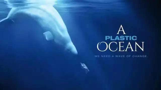 纪录片《塑料海洋》宣传海报