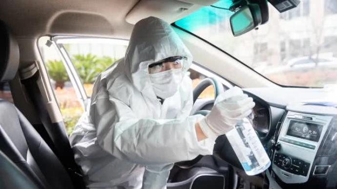 滴滴暫停石家莊運營組建社區保障車隊:50名司機已自愿報名