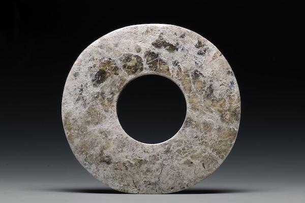 玉璧 新石器时代 良渚文化
