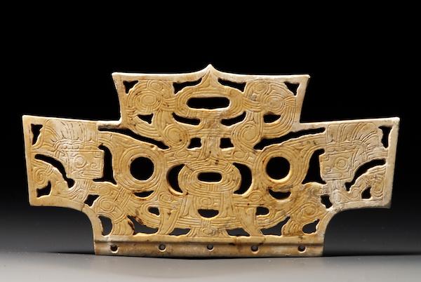 玉梳背新石器时代 良渚文化