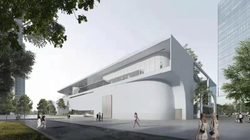 作为开心麻花驻场演出剧场,中海剧场计划于2021年初开工,2022年末竣工开业。 本文图片均为普陀区文旅局提供