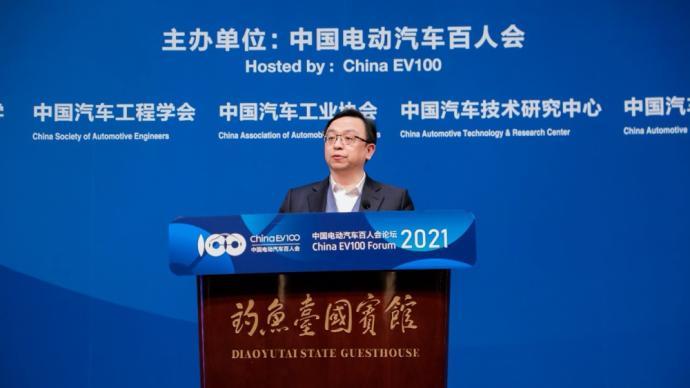 比亚迪董事长王传福:电动车全面替代燃油车的时机已成熟