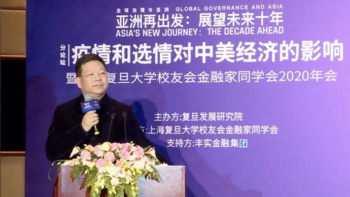 上海医药董事长周军:未来投资要从4个维度琢磨