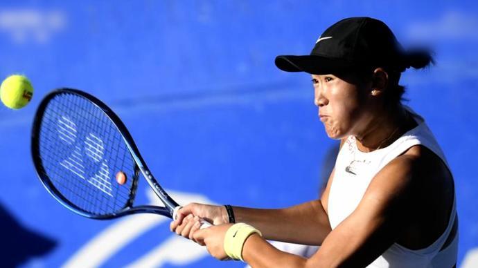中國女網選手王曦雨發文稱新冠陽性:在阿布扎比隔離無緣澳網