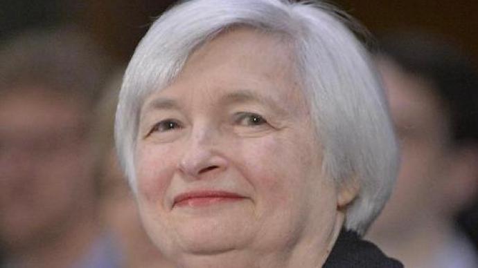 耶伦:不希望在疫情期间增税,不寻求弱势美元来获得经济优势