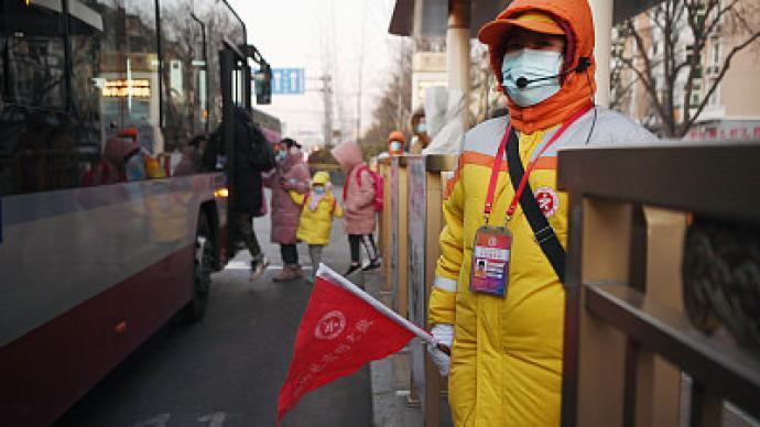 北京全市范围加强限流,控制轨道交通和地面公交满载率