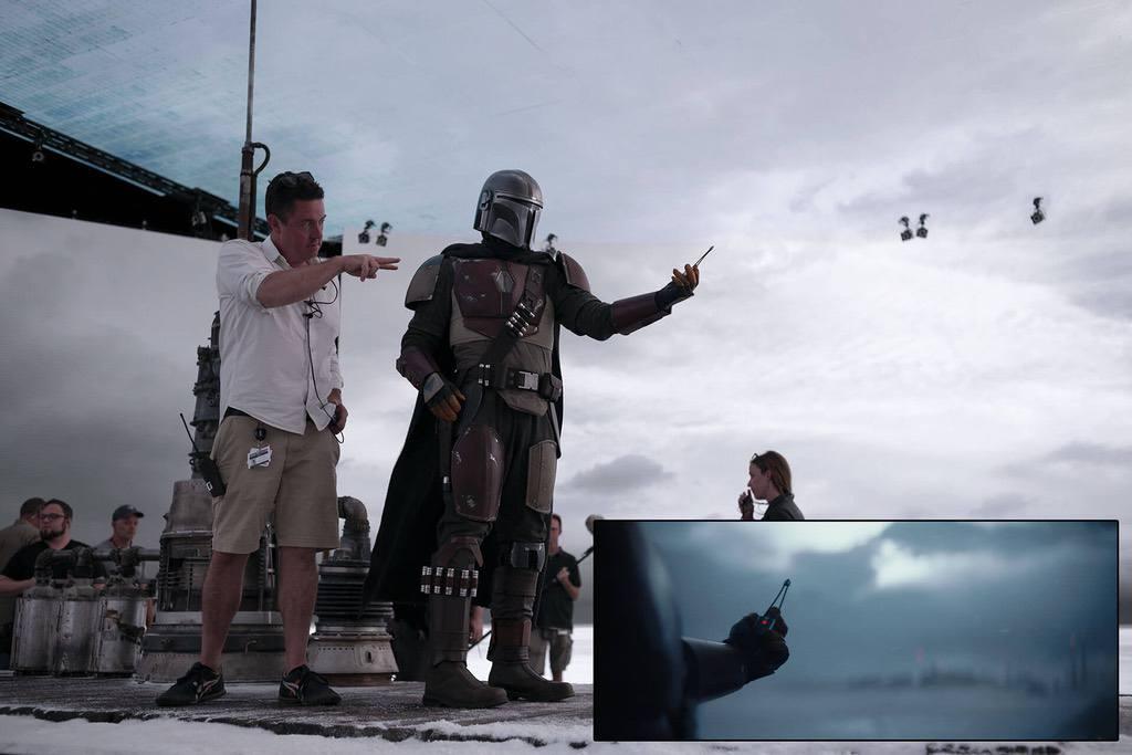 《曼达洛人》超半数镜头使用虚幻引擎制作。