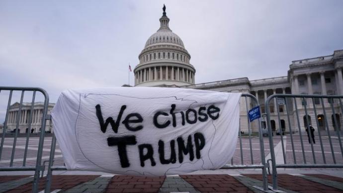 挥之不去的威胁——美国军方如何抵制特朗普的政治操控?