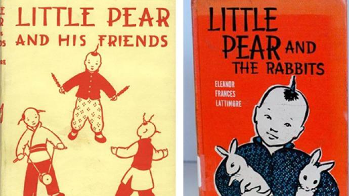 拉铁摩尔家族与中国︱埃莉诺·弗朗西斯·拉铁摩尔的中国童书