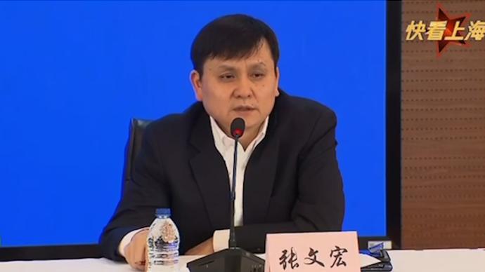 张文宏呼吁市民发烧要去医院检测,我快速你也要快速!
