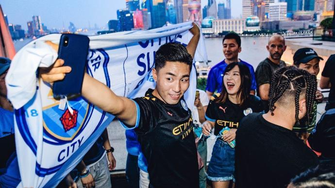 大数据看好曼城英超夺冠,他们是最接中国地气的足坛豪门