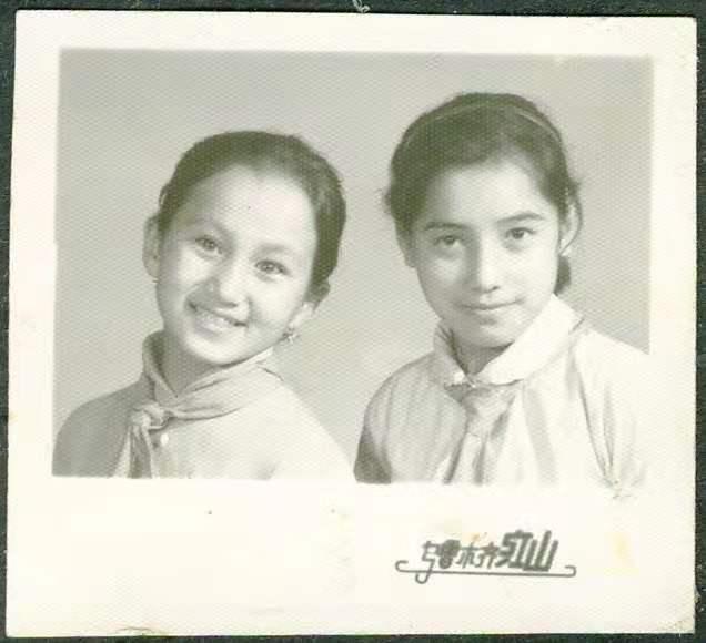 拍摄于1980年。
