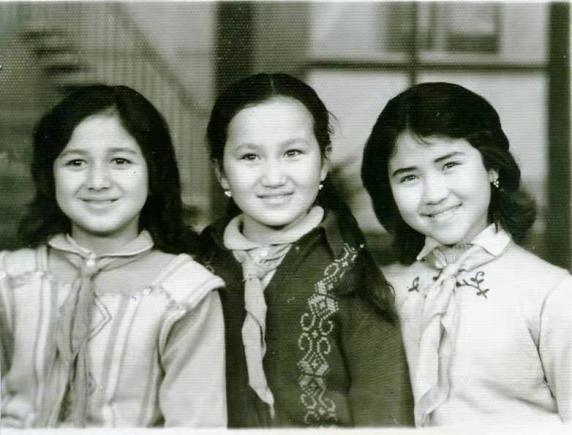 拍摄于1982年
