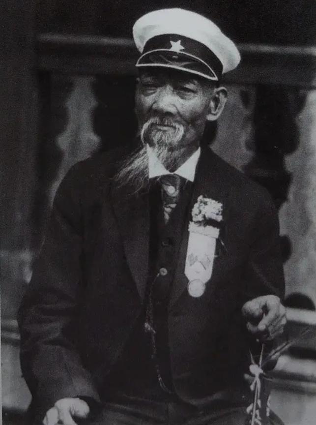 1913年左右的李希龄
