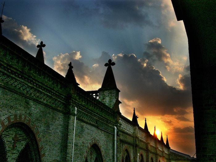 温州城西教堂