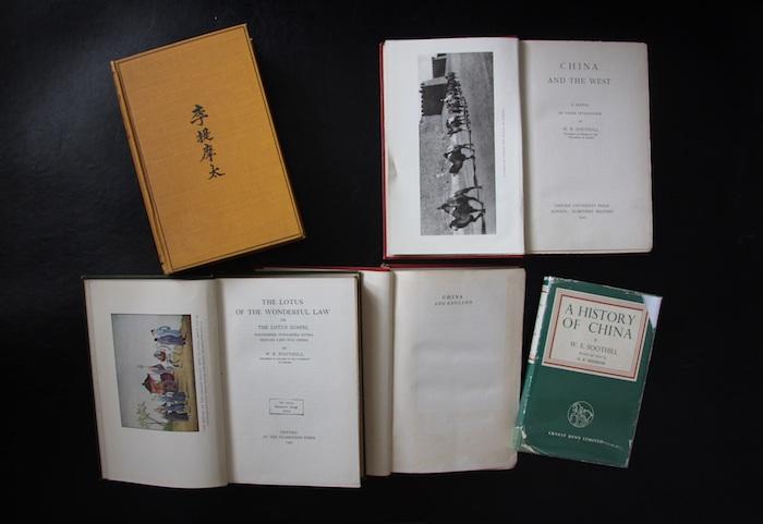 苏慧廉在牛津期间的著作