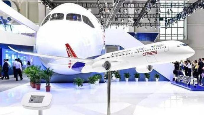 中国商飞预研总师杨志刚:预计今年CR929首架机开工制造