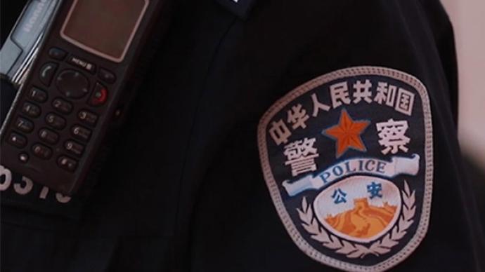 """洛阳警方通报""""民警家中安装电梯发生施工事故"""":成立调查组"""