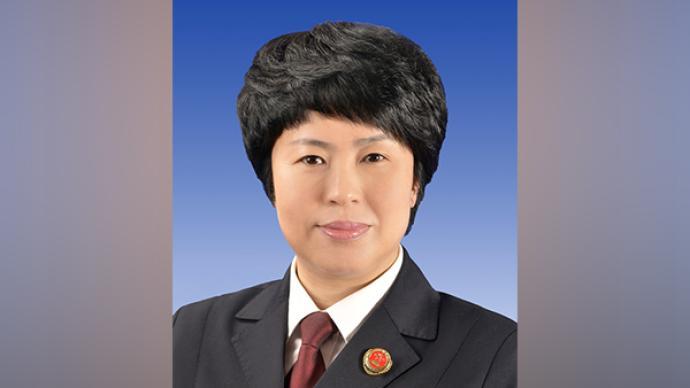 郑青跨省调任辽宁省高级人民法院党组书记