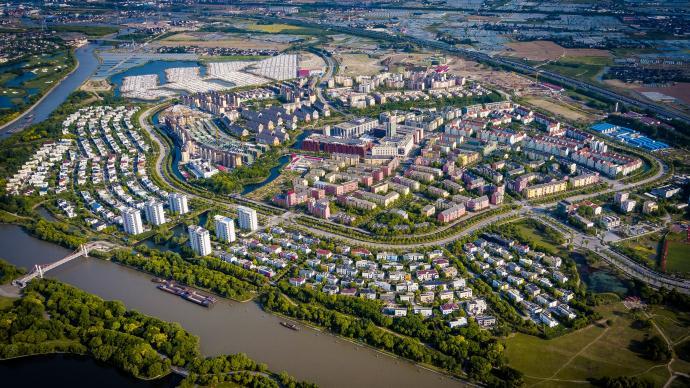 """""""五个新城""""建设发力,人口导入、产城融合成关注重点"""