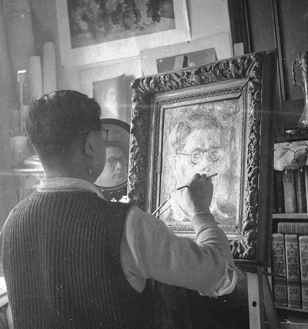 李骆公(1917-1992)