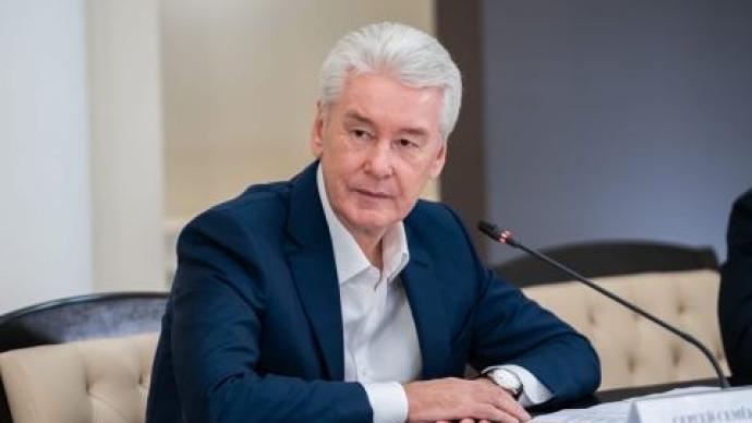 莫斯科市长:过半市民曾感染新冠病毒