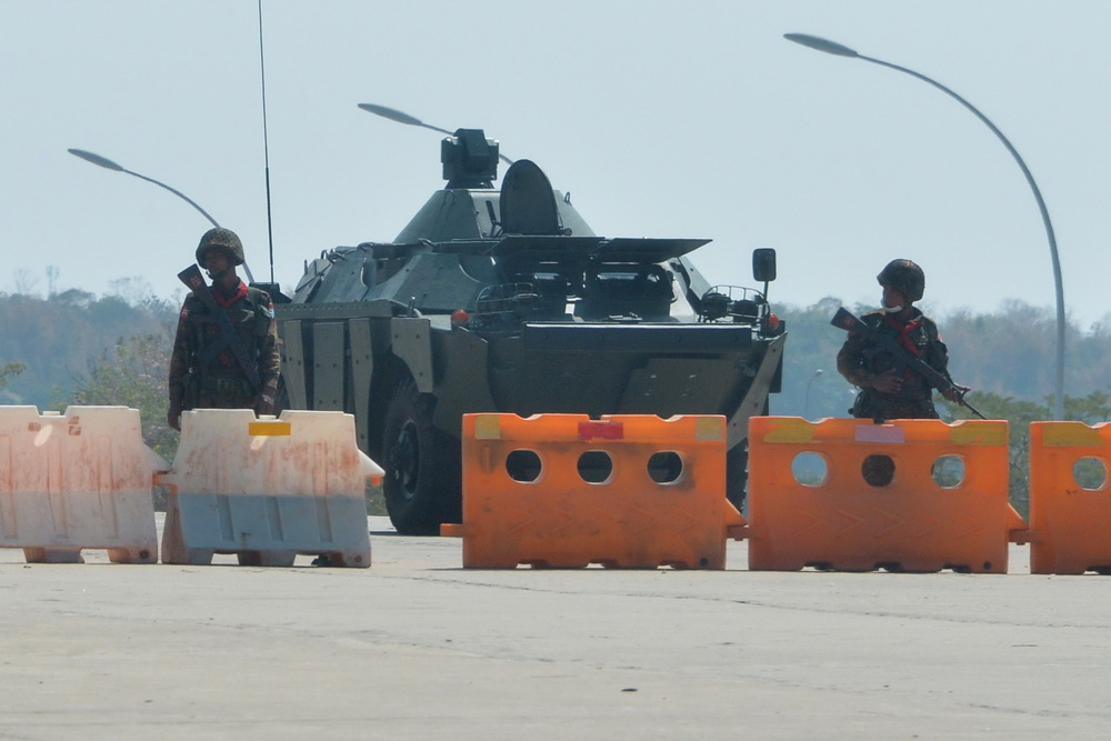 缅甸政变 缅甸军方扣押领导人或面临政变