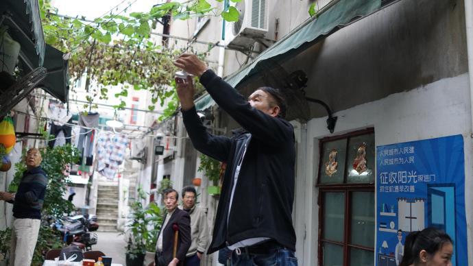 上海提篮桥咏叹调:当社区微更新遭遇城市大更新