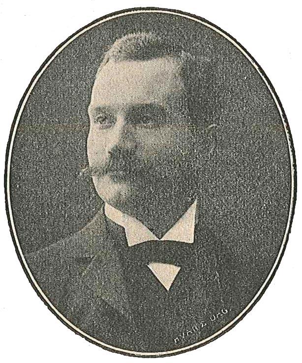 瑞典人安特生(1874-1960)