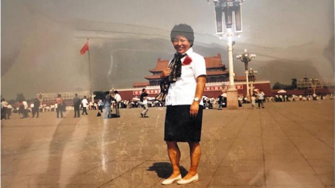 家庭相册⑨|我的奶奶叫招娣,一名光荣的中国共产党员