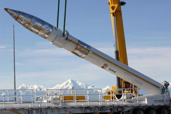 美国陆基中段拦截弹(GBI)