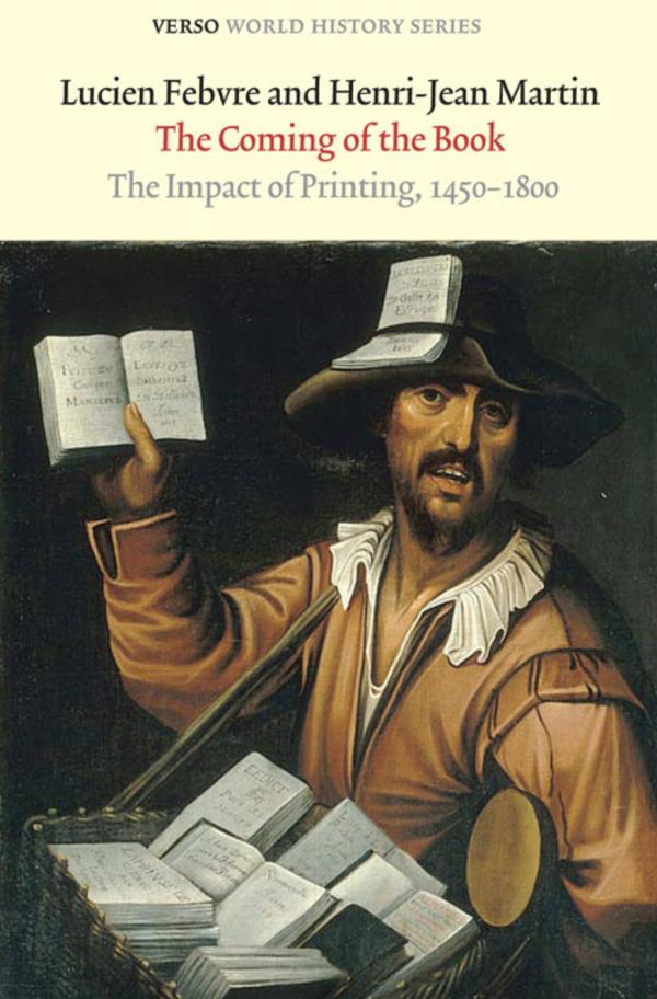 费夫贺和马尔坦著《印刷书的诞生》