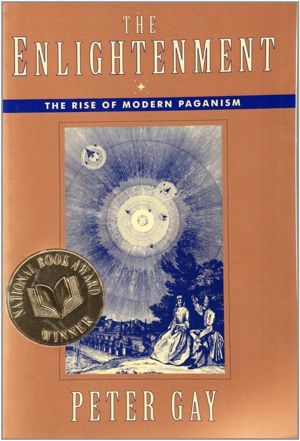 彼得·盖伊的《启蒙:一种解释》