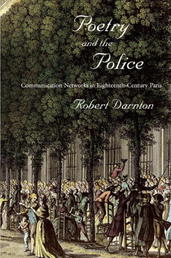 达恩顿的《诗歌与警察》