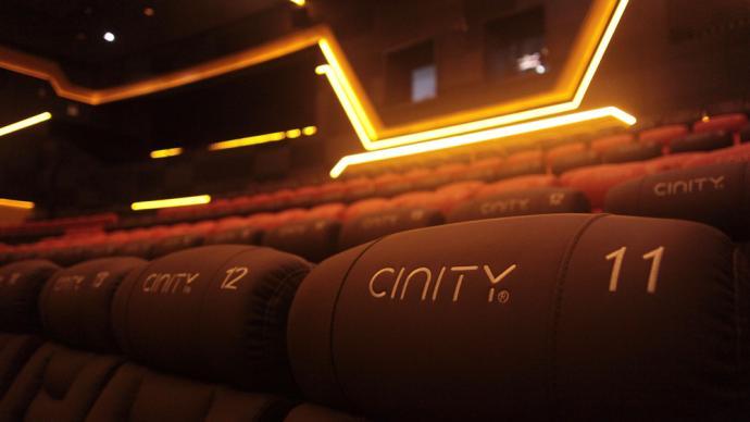 观众需要更优质的视听体验,影院需要更高标准的放映系统