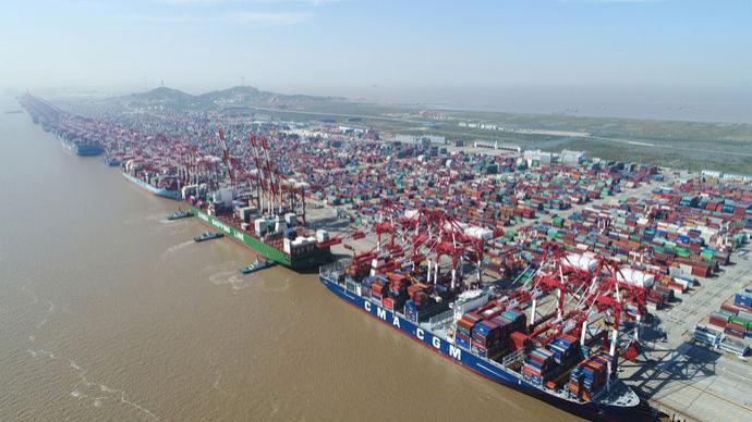 流动性经济学|中国服务业开放新格局
